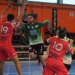 Handball  19/09/2015  N3M  CPB Rennes - Angers Noyant  Equipe : CPB Rennes  Brendan Le Doaré