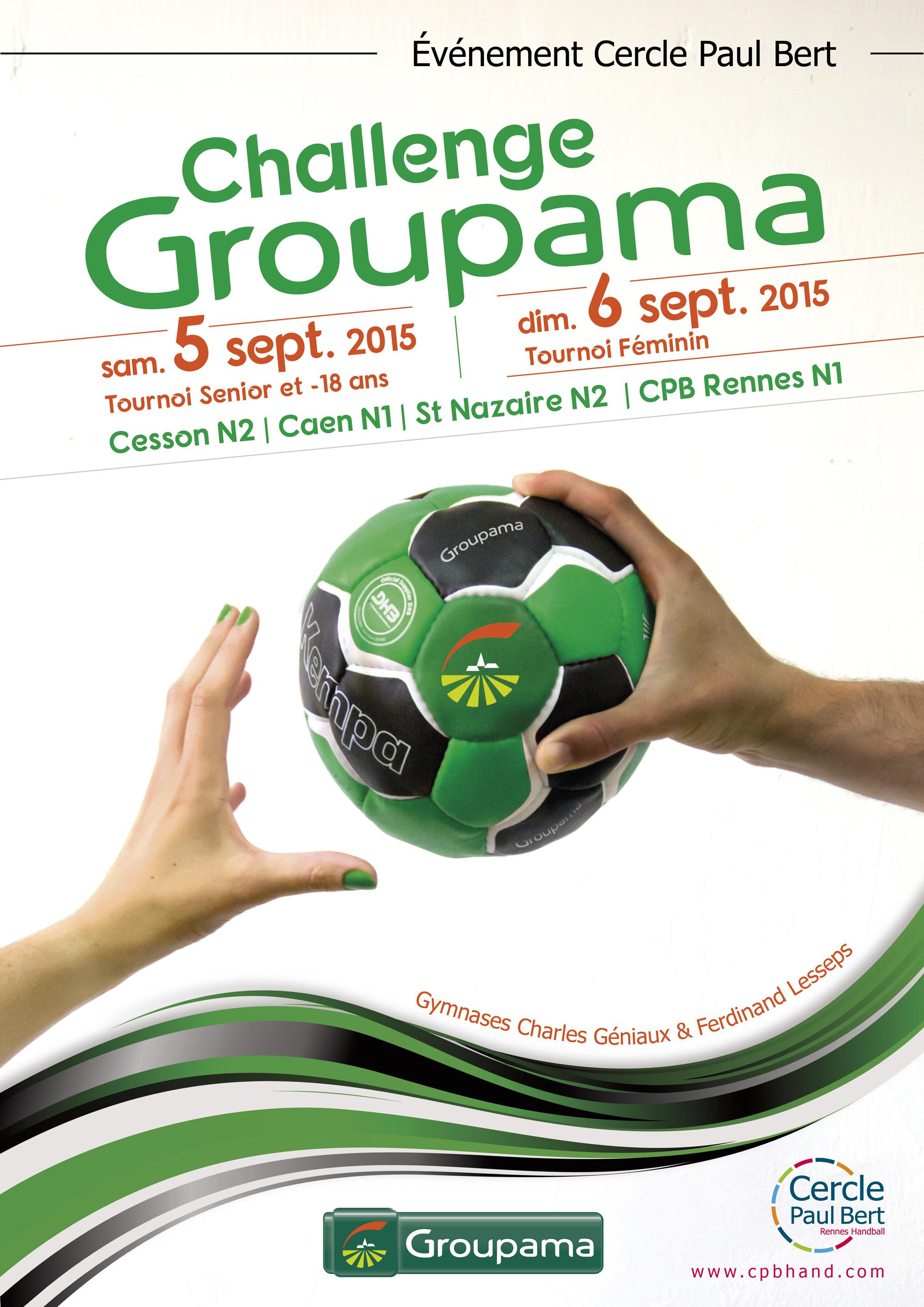challenge groupama