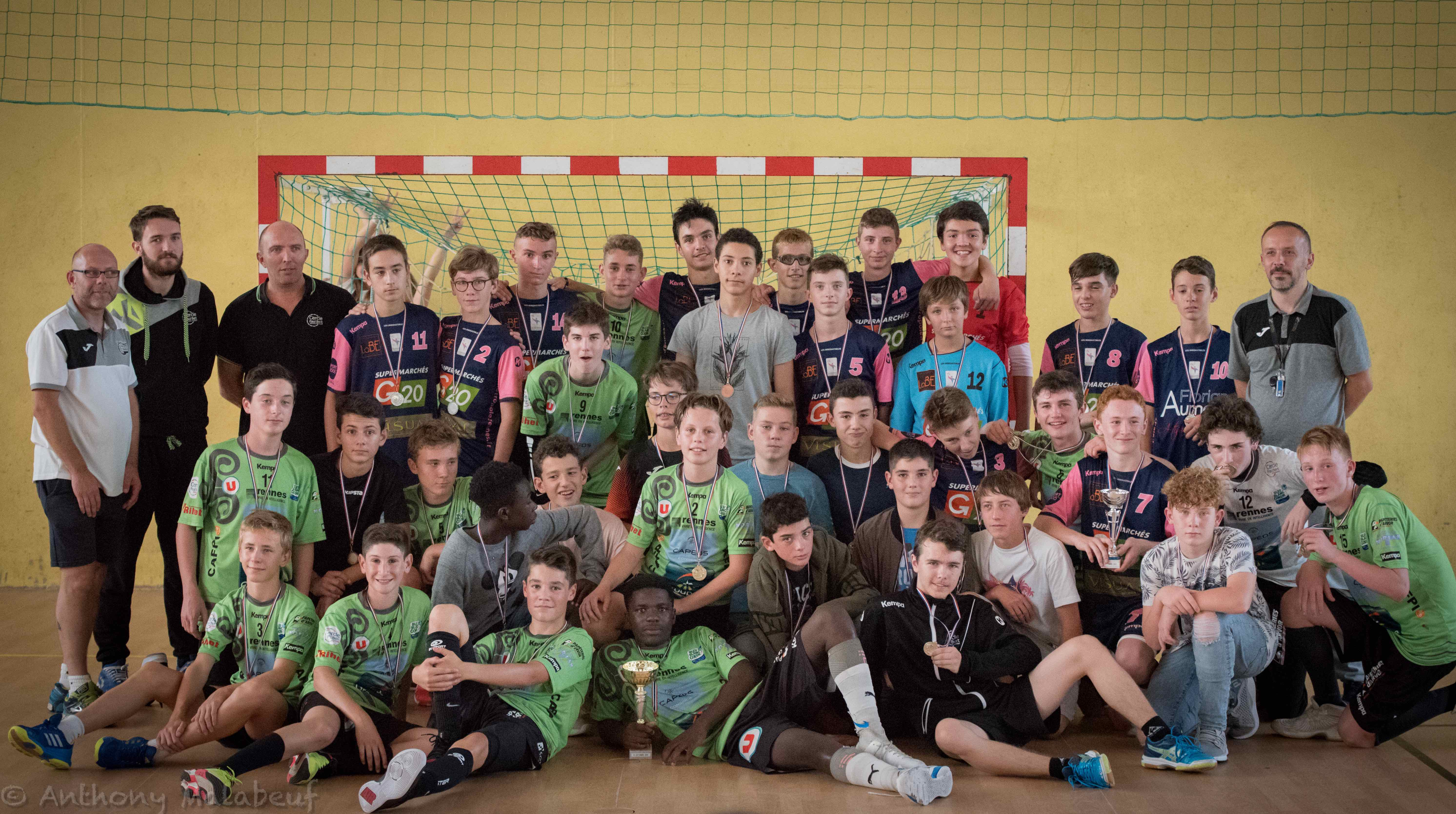 U15 - Fougères